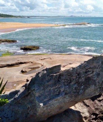 As belezas dos 20 km de litoral poderão ser admiradas na Trilha Costeira