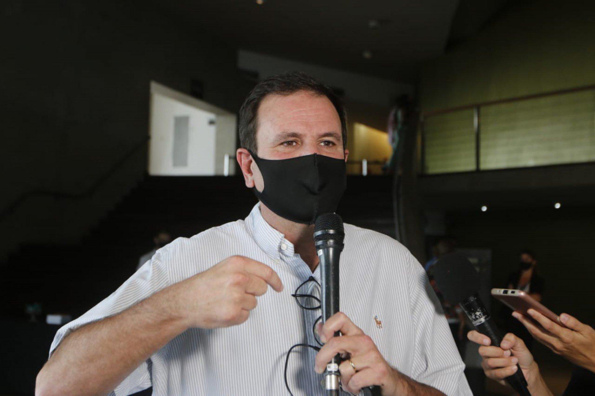 Sem acordo com a Lamsa, Paes diz que Linha Amarela terá nova licitação até junho