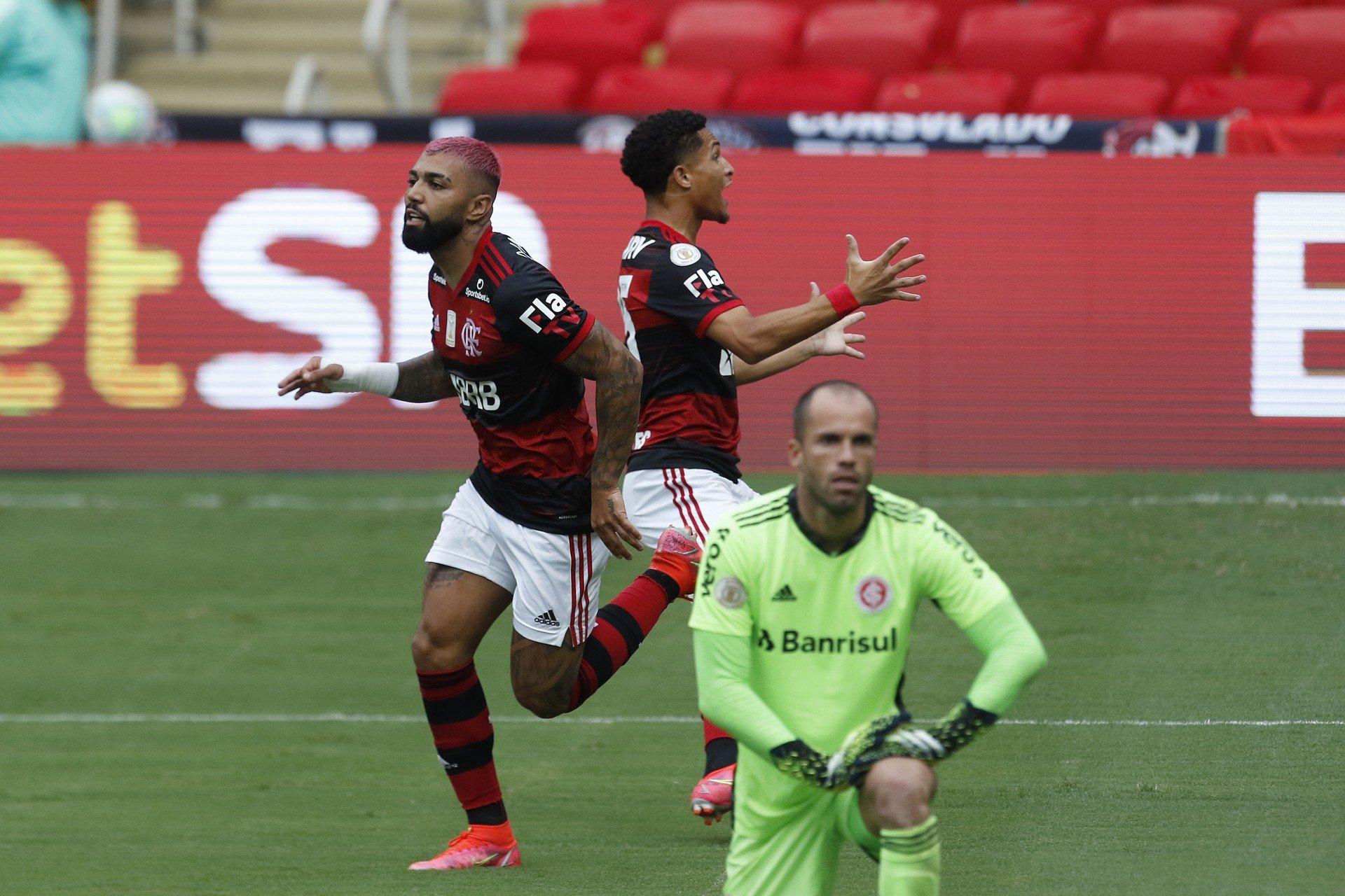 Confira os cenários para Flamengo e Vasco na última rodada do Brasileiro