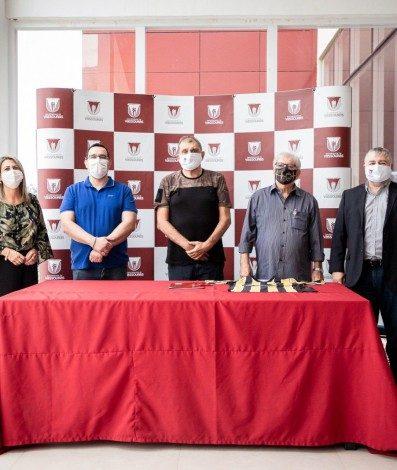 Universidade de Vassouras é a nova patrocinadora do Voltaço