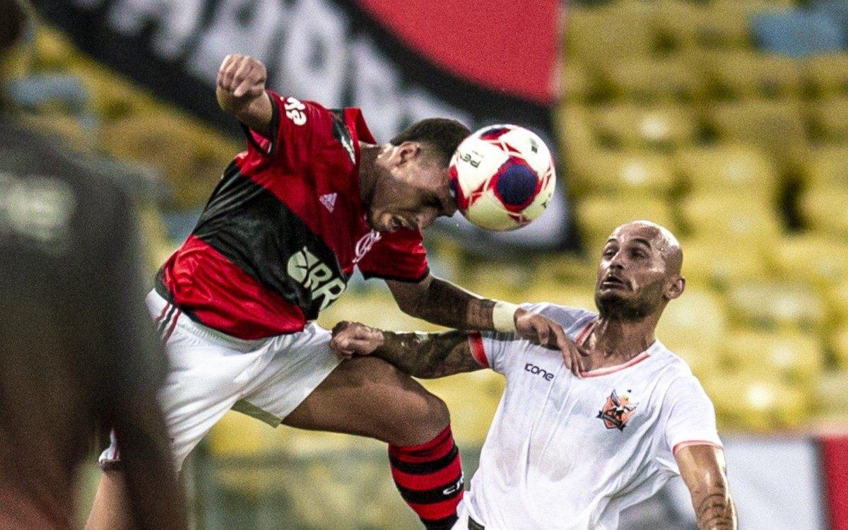 Foto:  Marcelo Cortes / Flamengo -  Marcelo Cortes