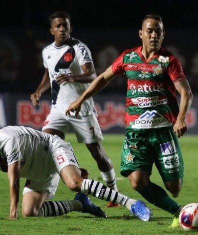 Vasco cai diante da Portuguesa