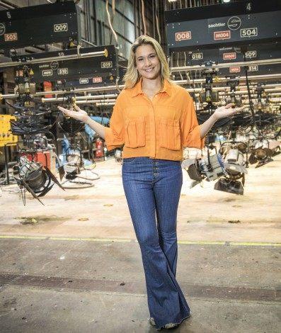 Fernanda Gentil comandará o 'Se Joga' ao vivo diretamente dos Estúdios Globo