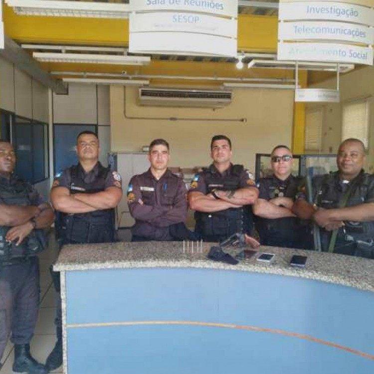 Ação do 29º BPM prendeu trio especializado em roubo de carga ocorridos na Região dos Lagos.