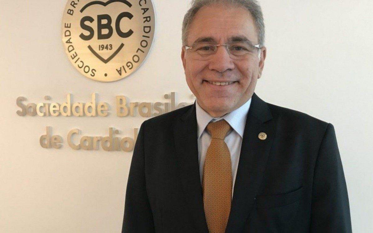 Marcelo Queiroga se reuniu com Bolsonaro na tarde desta segunda-feira