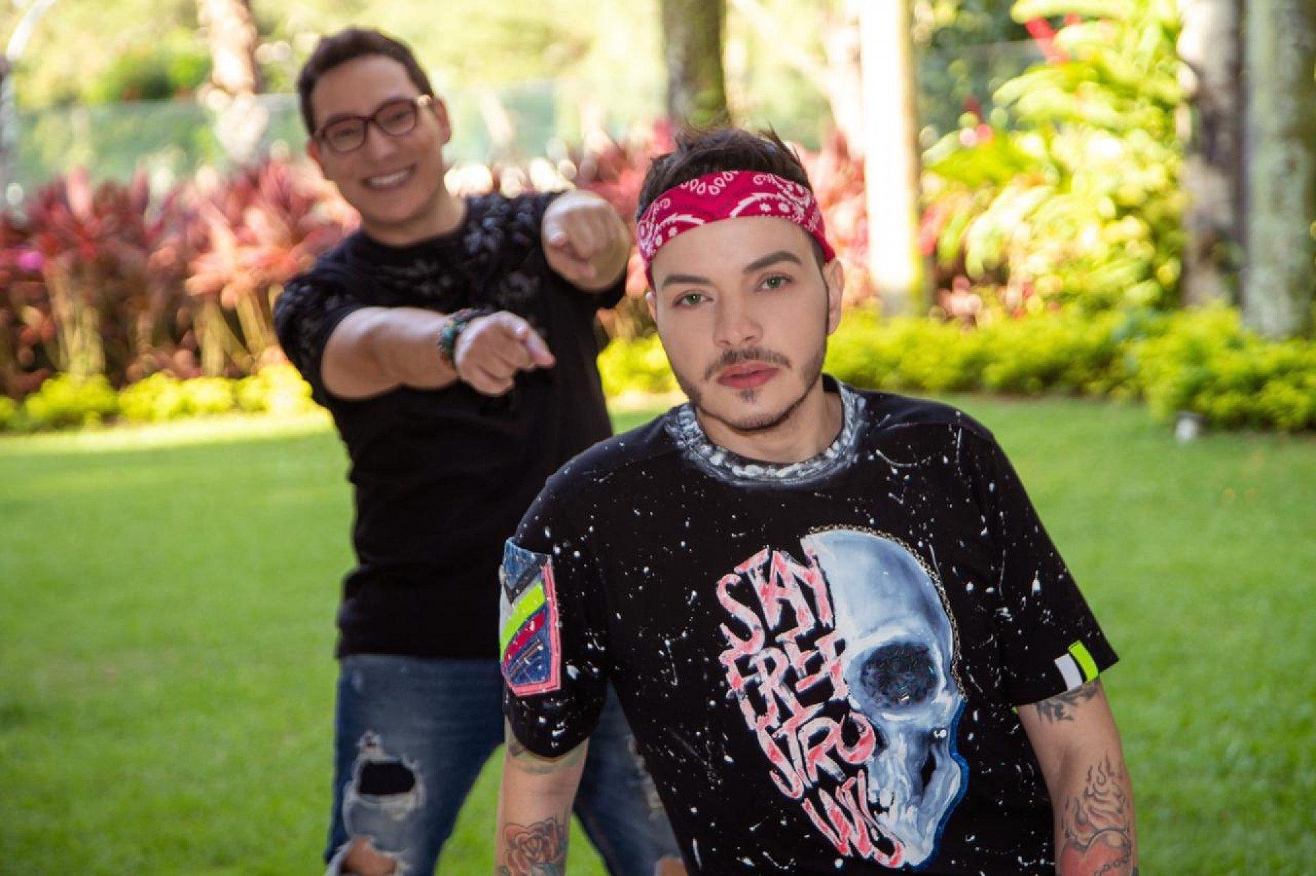 Felipe Heiderich e Bruno de Simone - Xicão Jones/Divulgação