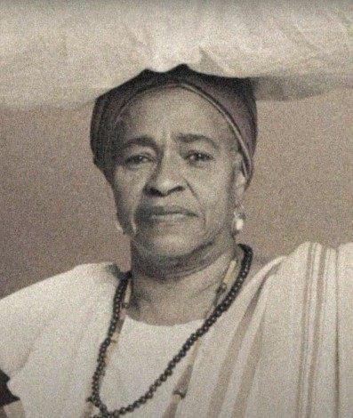 Dona Vilma da Candê, griô da memória negra no Rio