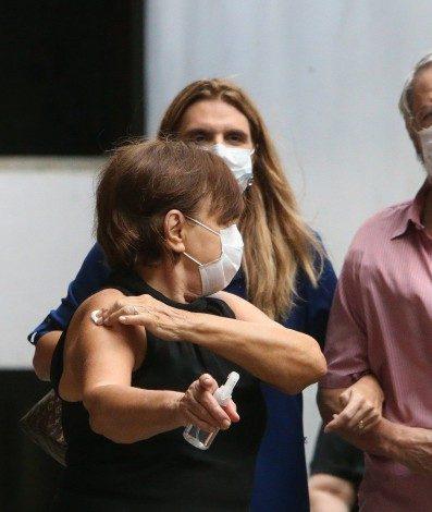 Vacinação contra Gripe e Covid no Posto Municipal  de Saúde Heitor Beltrão na Tijuca.