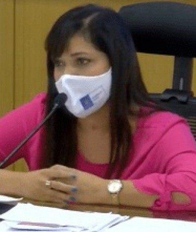 Priscilla Canedo (PT) é a autora do PL