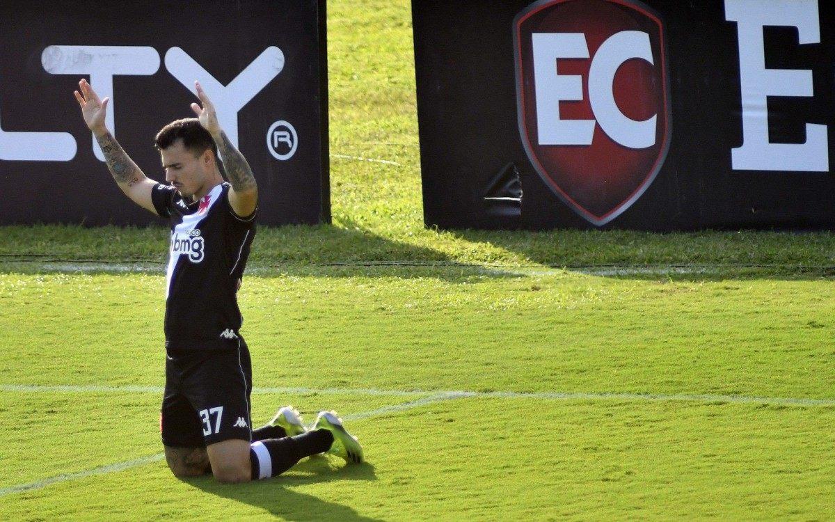 Zeca faz um grande início de temporada pelo Vasco