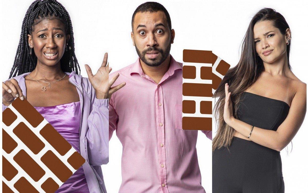 Enquete: Camilla, Gil e Juliette estão no último paredão; Quem deve ser eliminado do 'BBB 21'? | BBB | O DIA