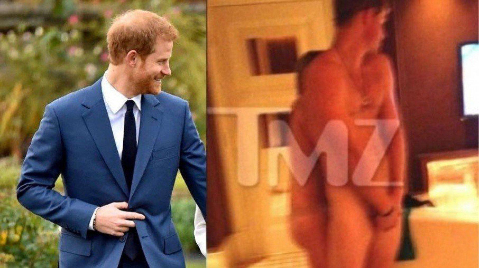 Príncipe Harry - Divulgação Palácio de Buckingham/Reprodução TMZ