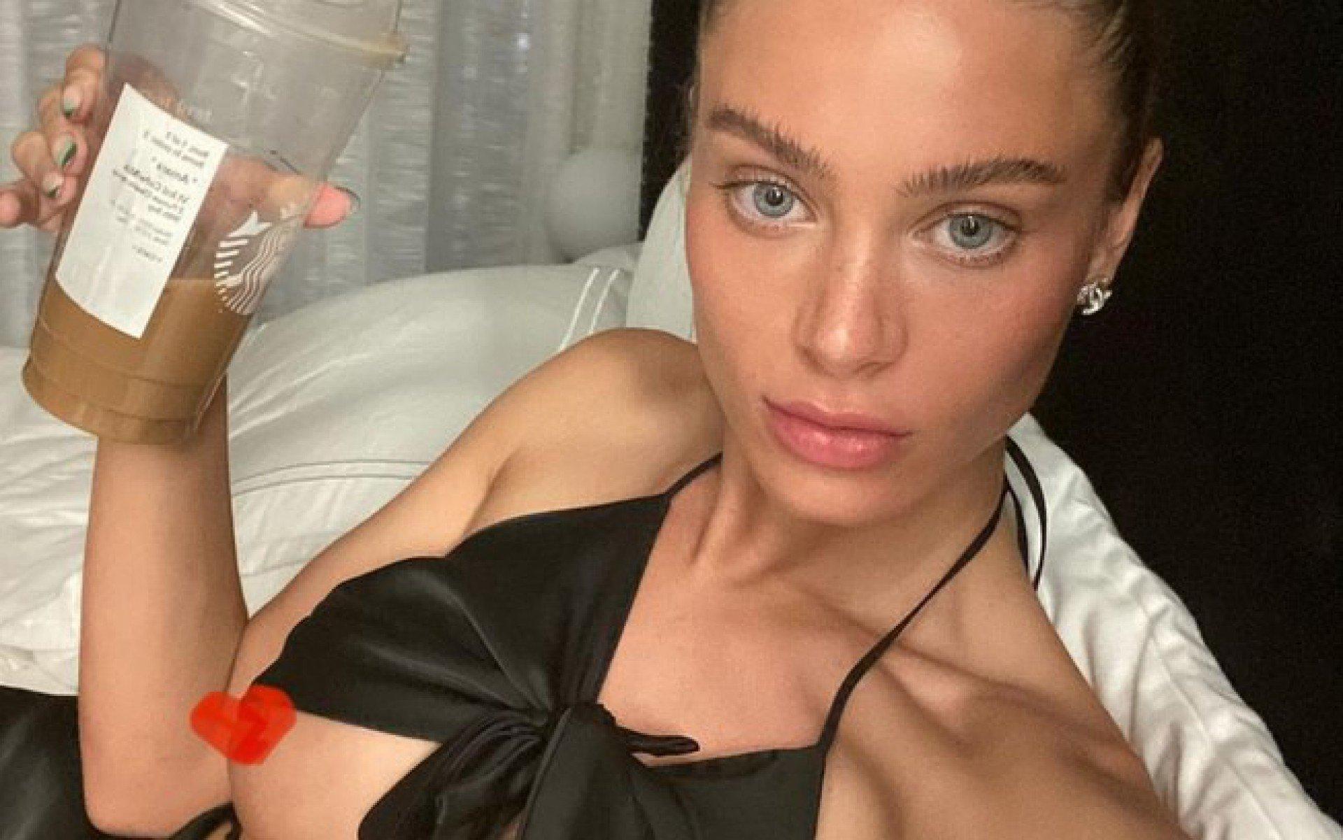 Lana Rhoades, atriz pornô - Reprodução