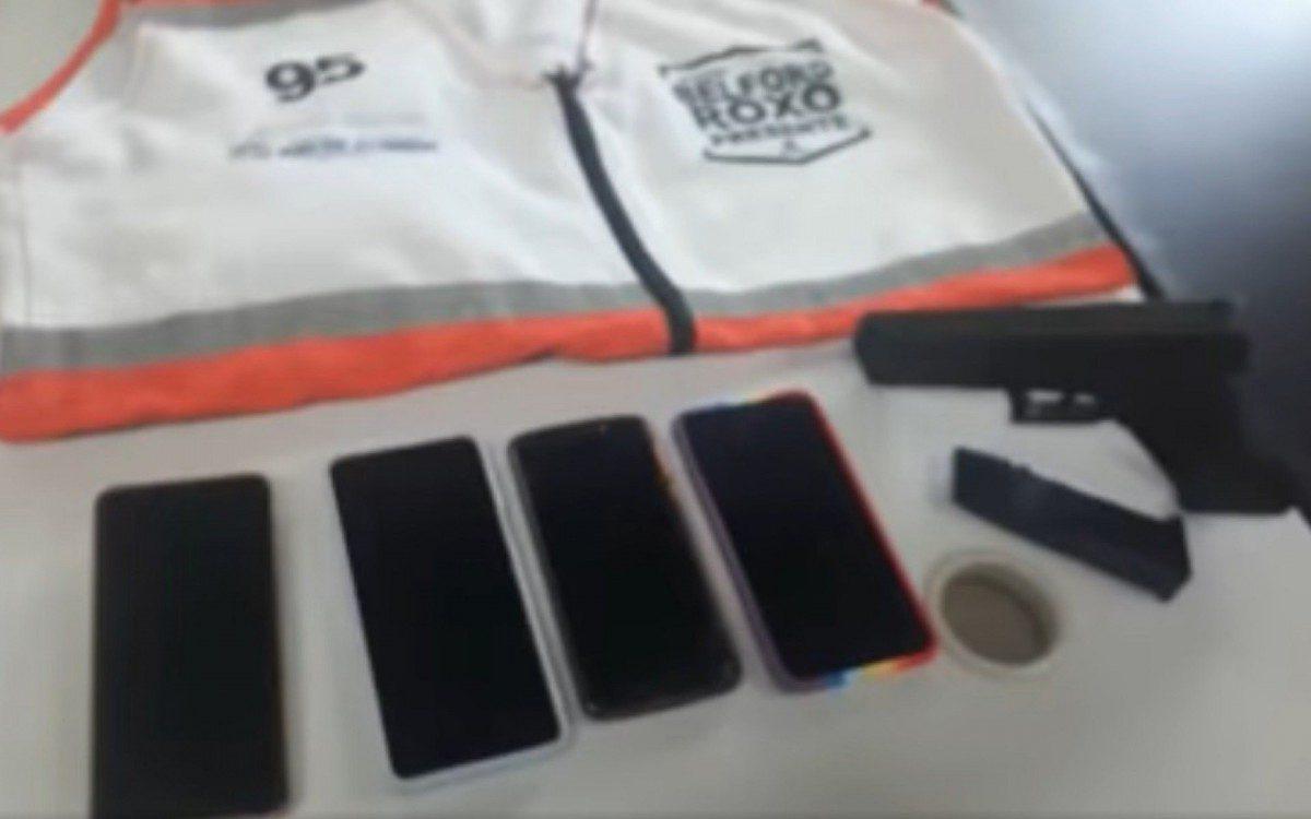 Operação Segurança Presente de Belford Roxo prende bandido que assaltou  ônibus em Nova Iguaçu | Belford Roxo | O Dia