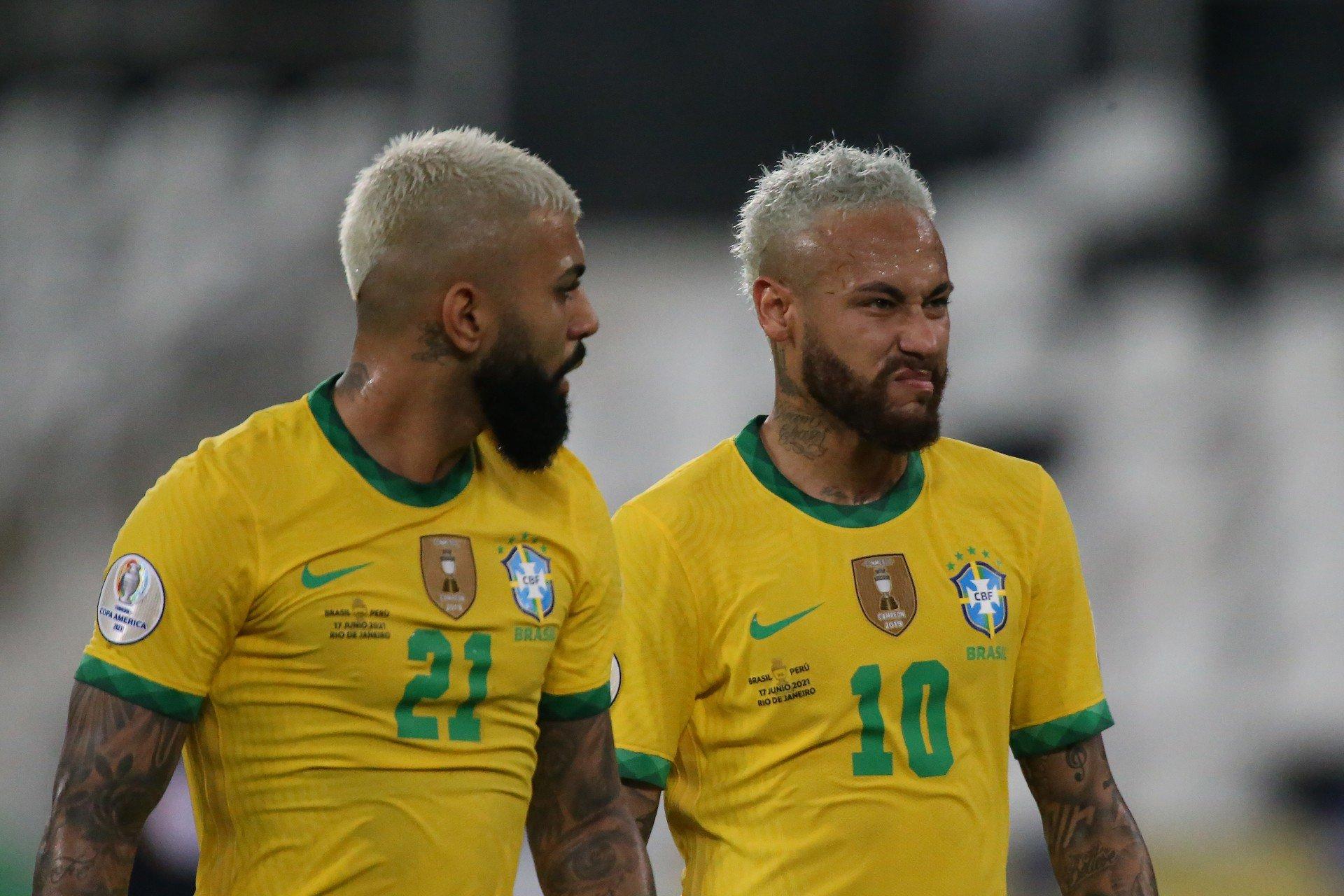 Gabigol convida Neymar para jogar no Flamengo e craque do PSG empolga torcedores com resposta nas redes sociais