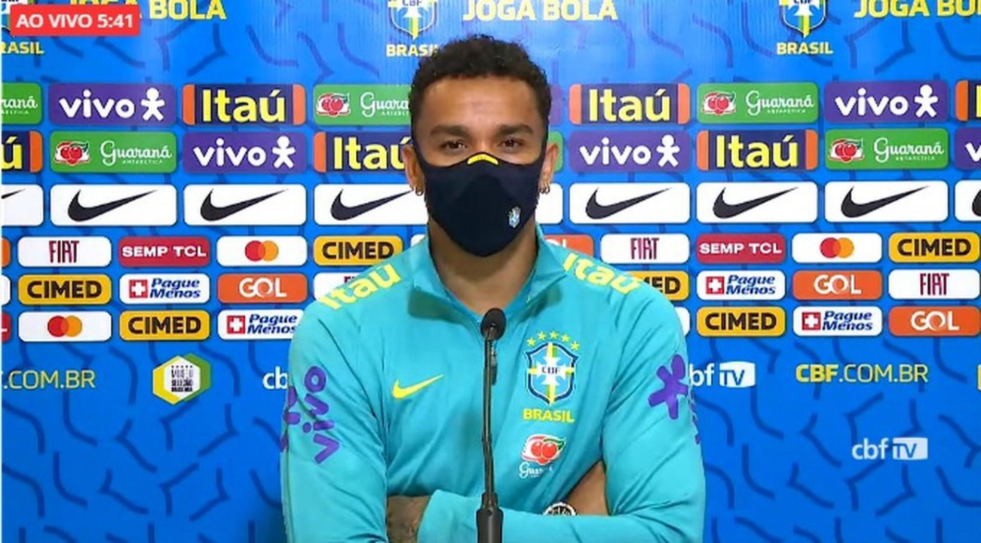 Danilo afirma que argentinos 'sabiam das regras' e pede que Fifa atue com justiça