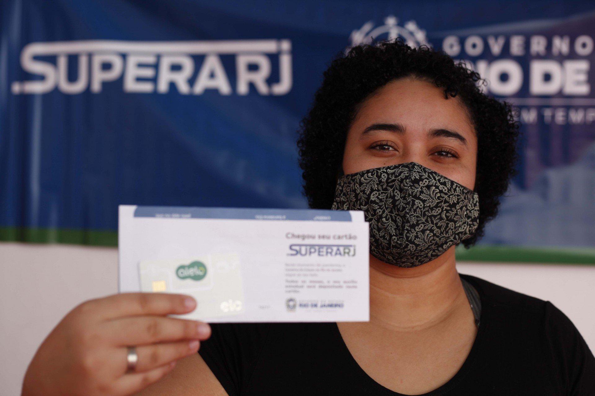 Cartões do Supera RJ devem ser distribuídos para 33 mil beneficiários até o  dia 10 | Economia | O Dia