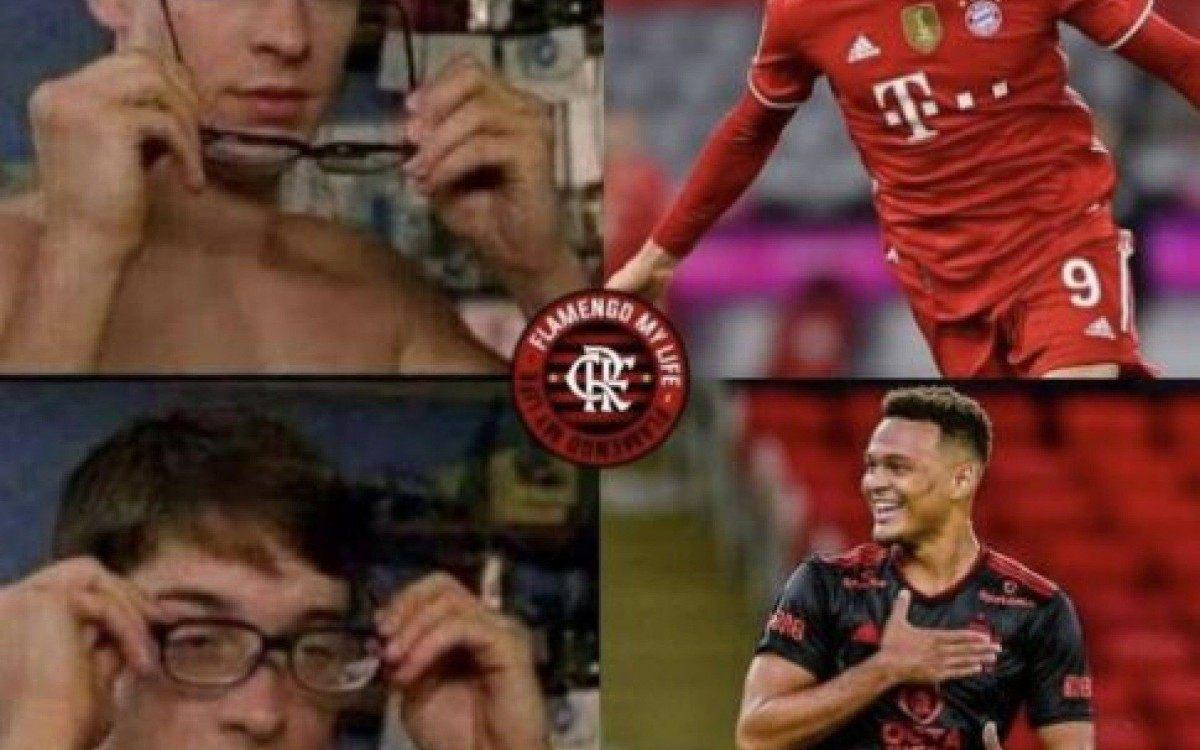 Flamengo sofre na Web após derrota para o Bragantino