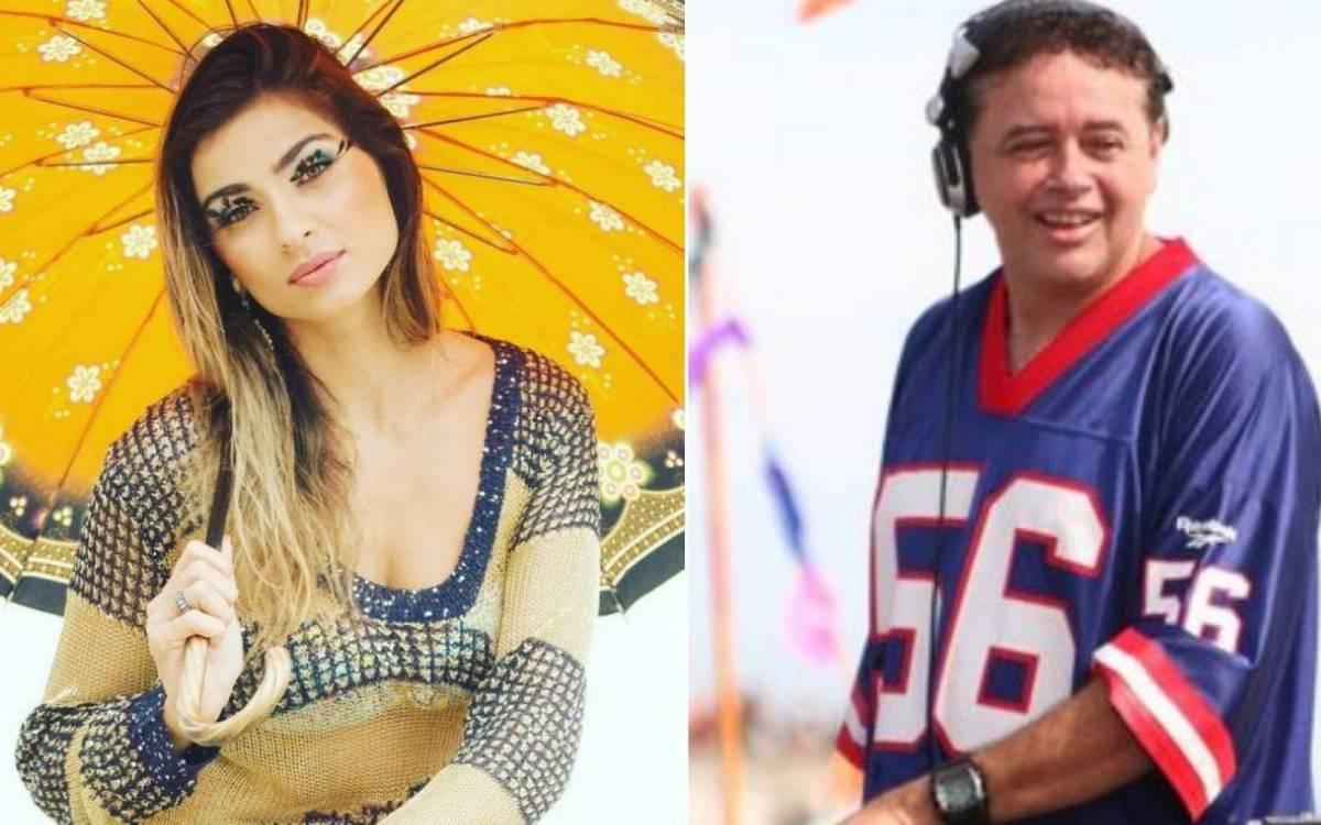 Meu filho é vítima de alienação parental', acusa ex-mulher de DJ Malboro   Fábia Oliveira   O Dia