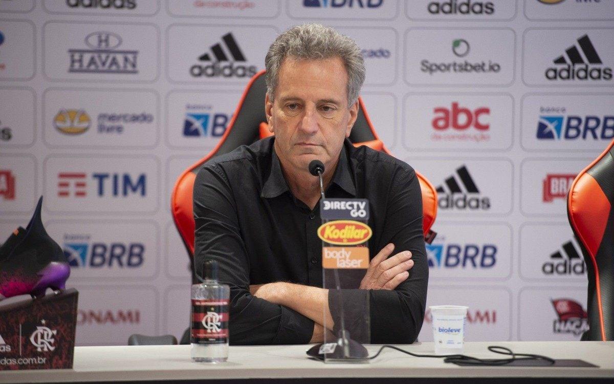 Presidente do Flamengo comenta sobre retorno de público aos estádios: Saiu todo mundo feliz