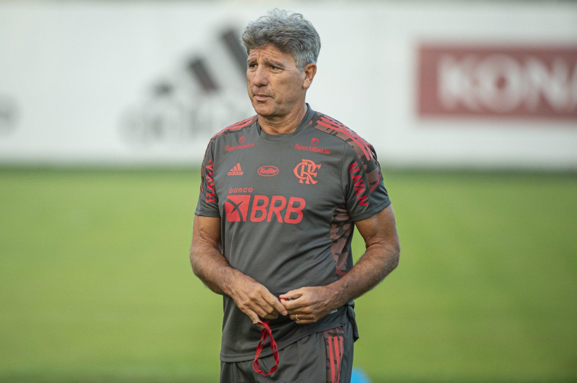 Flamengo confirma escalação para pegar o Barcelona-EQU