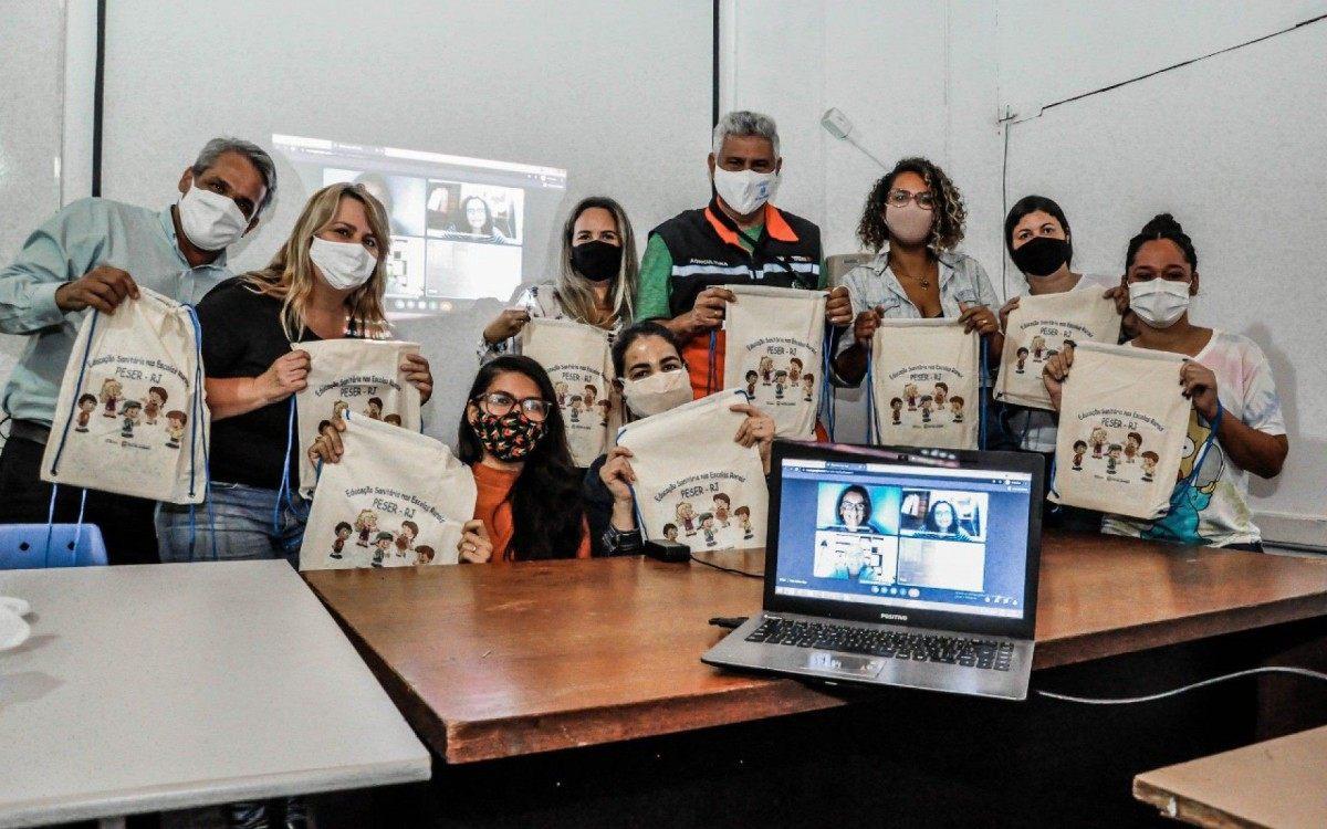 Alunos de áreas rurais de Itaboraí terão aulas de educação sanitária |  Itaboraí | O Dia