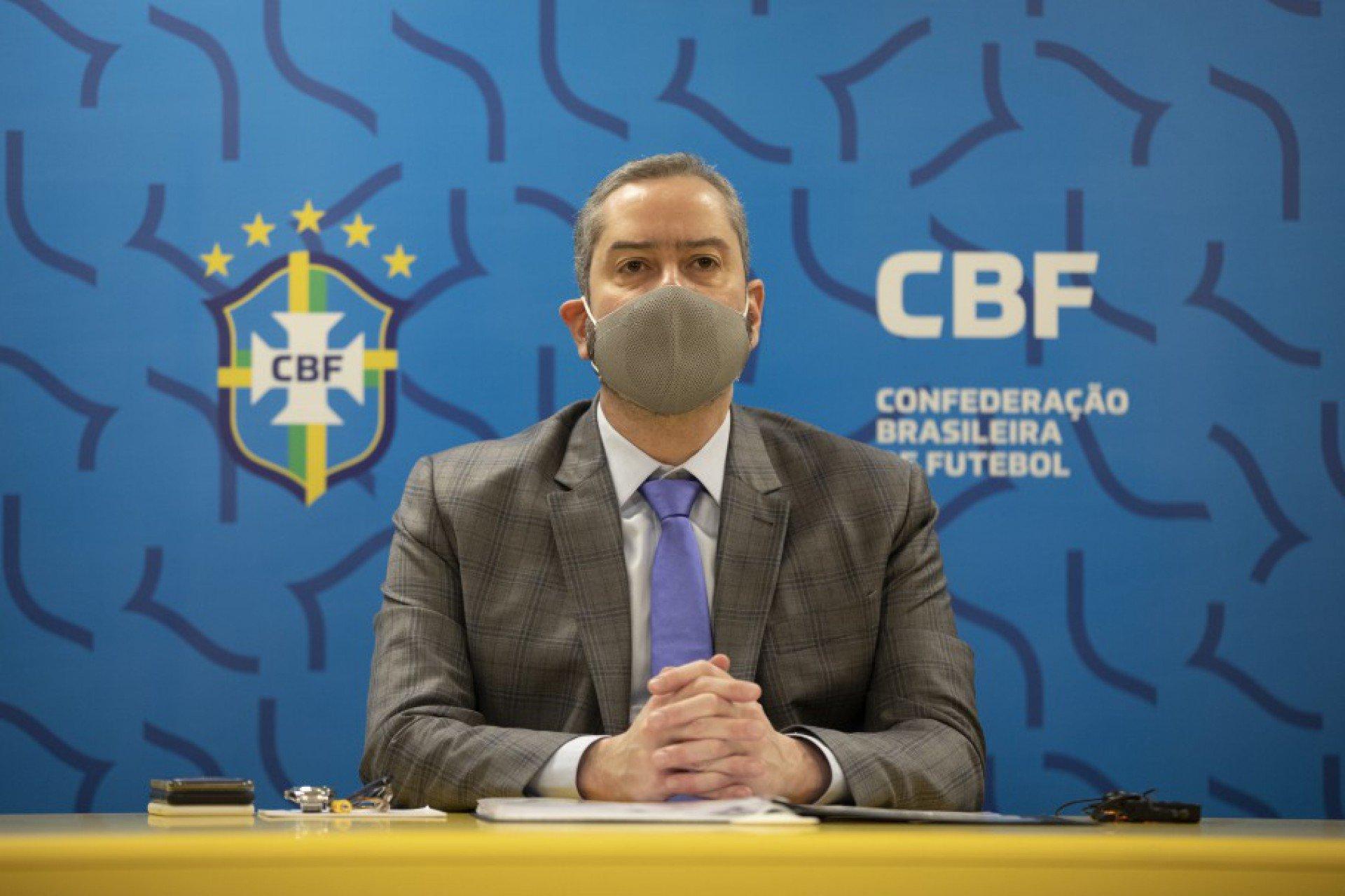 CBF convoca Assembleia Geral que votará punição a Rogério Caboclo, afastado da presidência