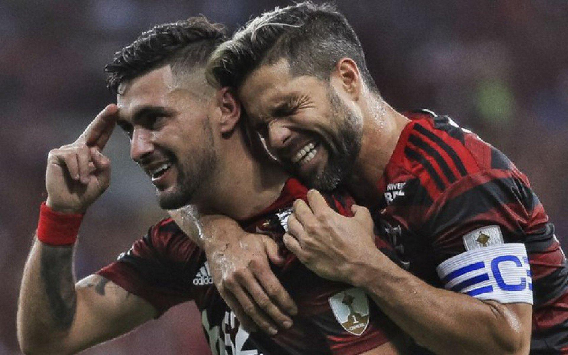 Renato Gáucho fala sobre Andreas improvisado como meia no Flamengo e lembra: 'Arrascaeta é Arrascaeta'