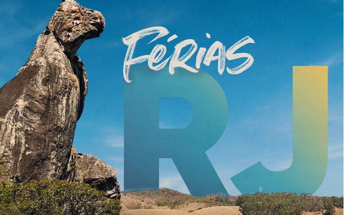 Setur-RJ lançou a campanha digital Férias RJ, com o objetivo de promover os destinos do Estado