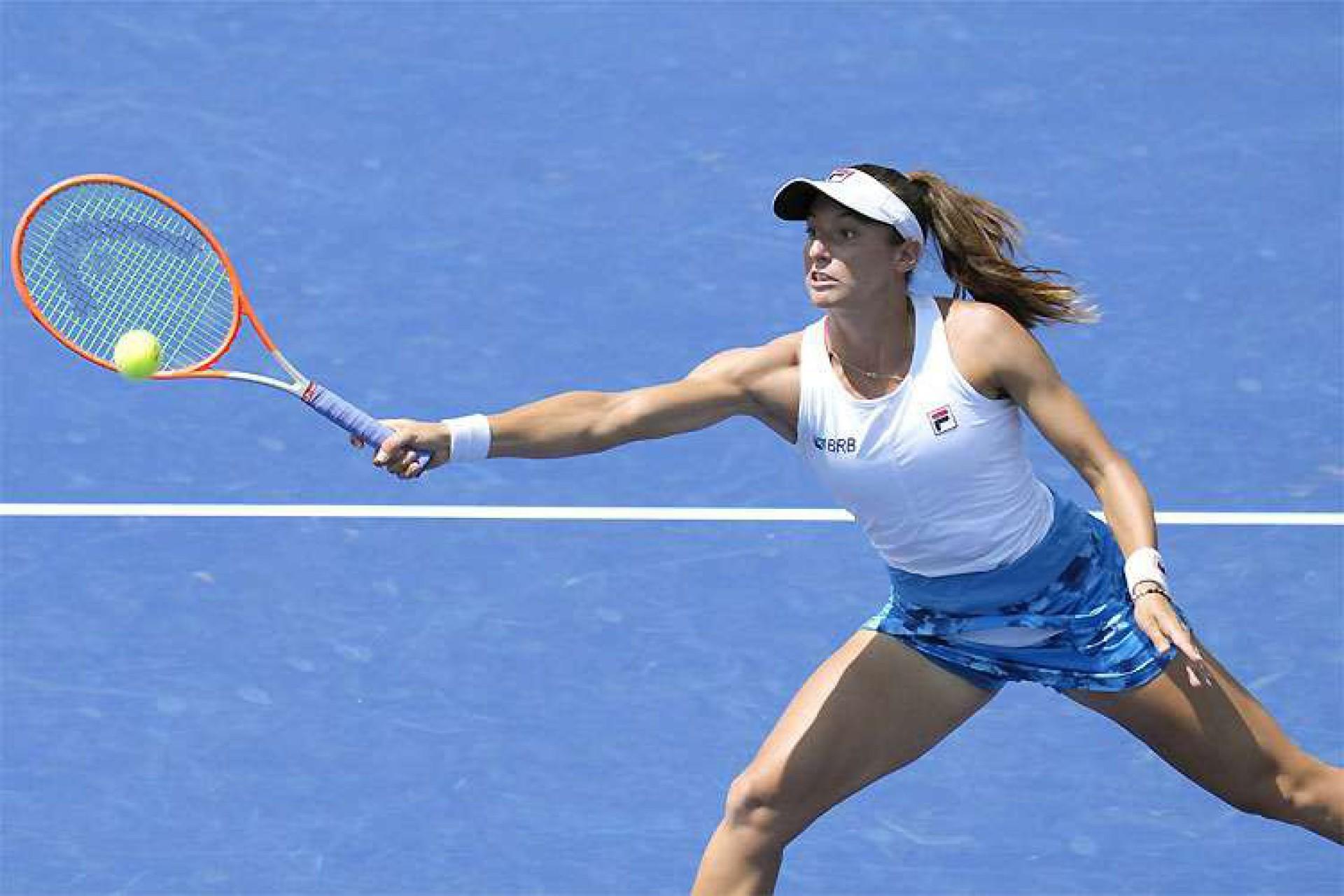 Bronze nos Jogos Olímpicos de Tóquio, Luisa Stefani passa por cirurgia no joelho
