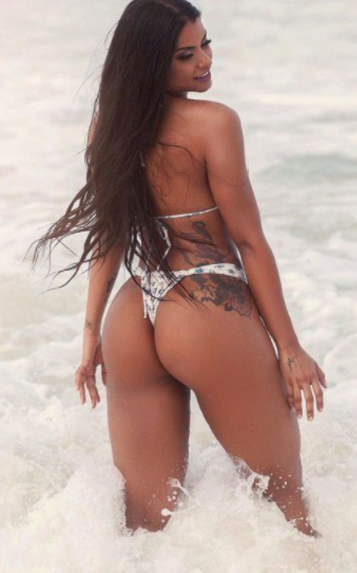 Carla Ranielly é nascida no Ceará