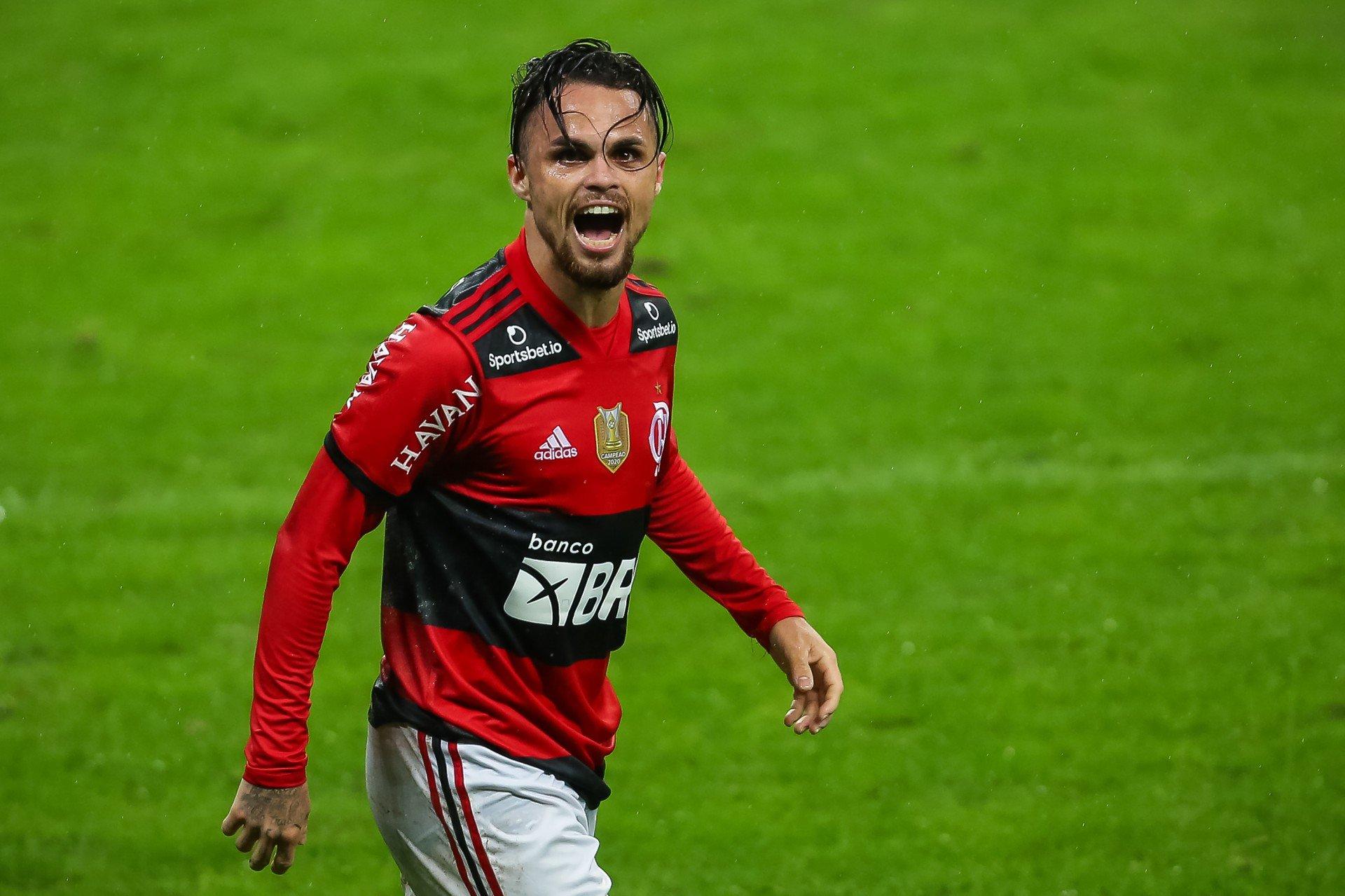 Flamengo está escalado com Michael entre os titulares e Léo Pereira no banco