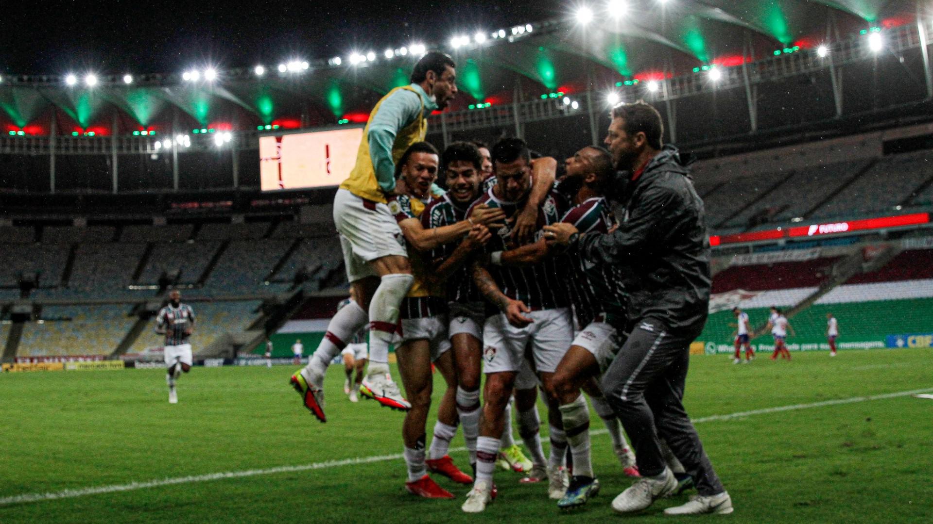Vídeo de jogador do Fluminense em festa 'viraliza' nas redes sociais; veja