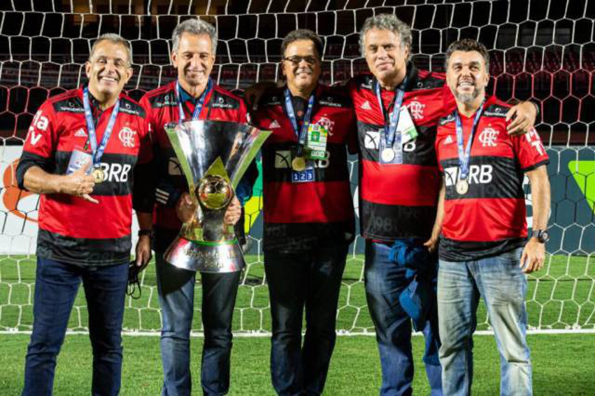 Flamengo recebe valor da primeira parcela do contrato com empresa responsável pelo 'Fan Token'