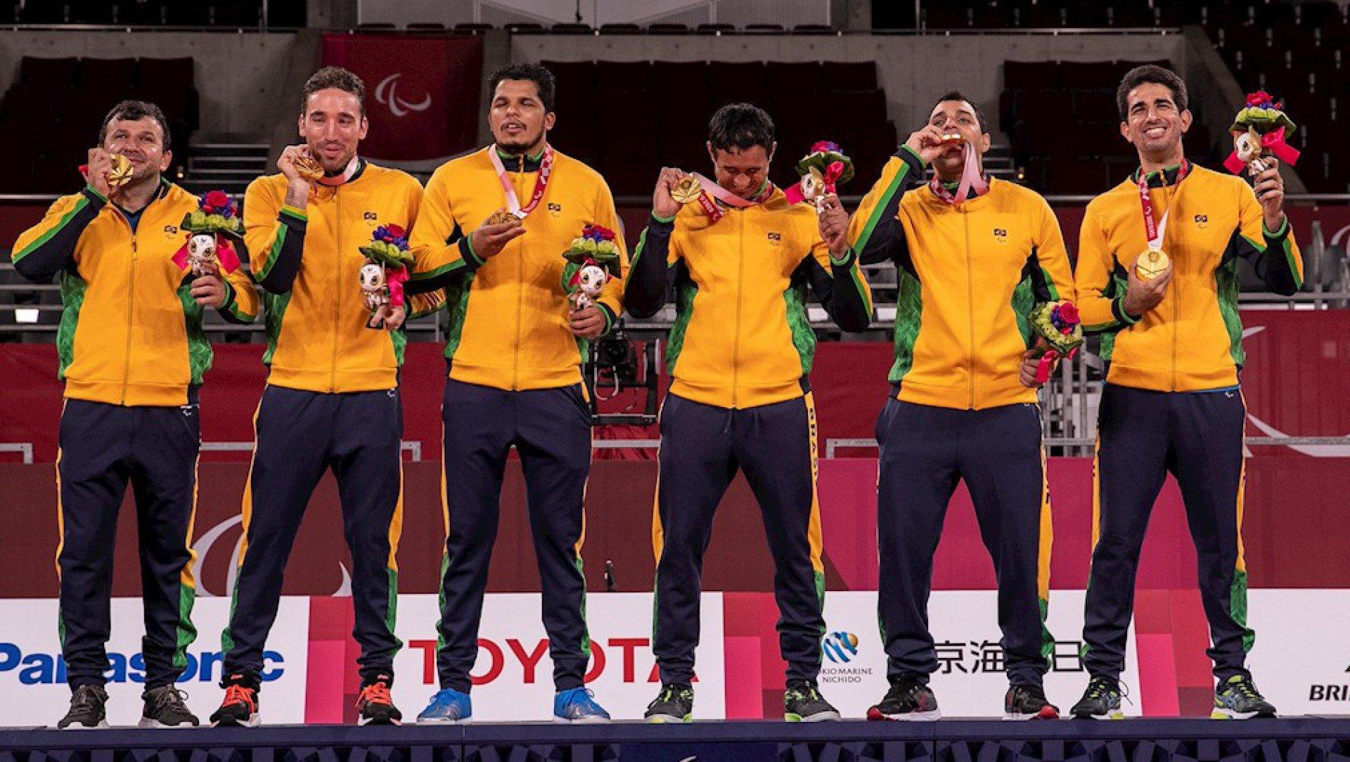 Campanha do Brasil nos Jogos Paralímpicos traz otimismo para a próxima edição