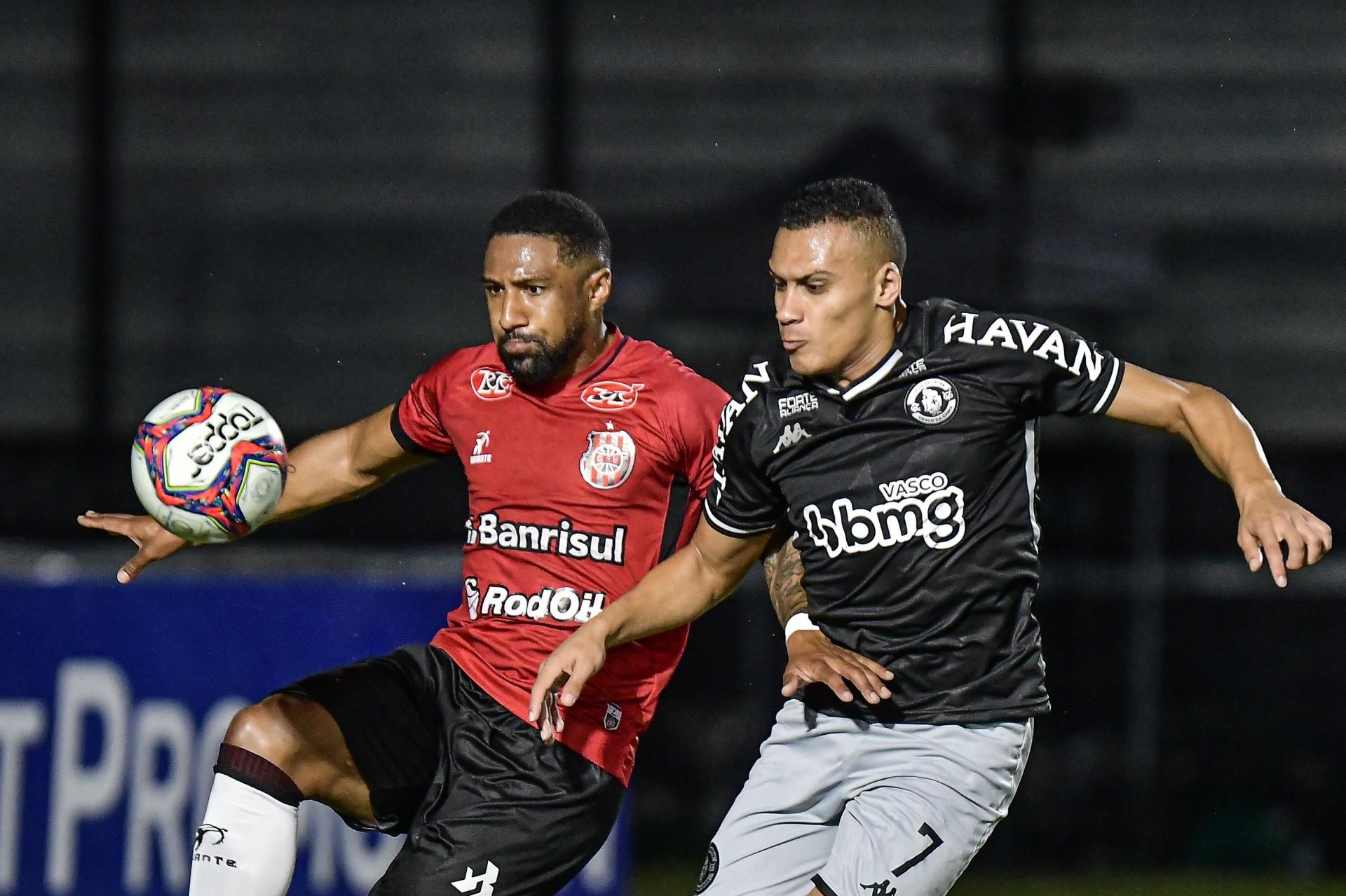 STJD: Vasco ingressa pedido de impugnação do jogo contra o Brasil de Pelotas