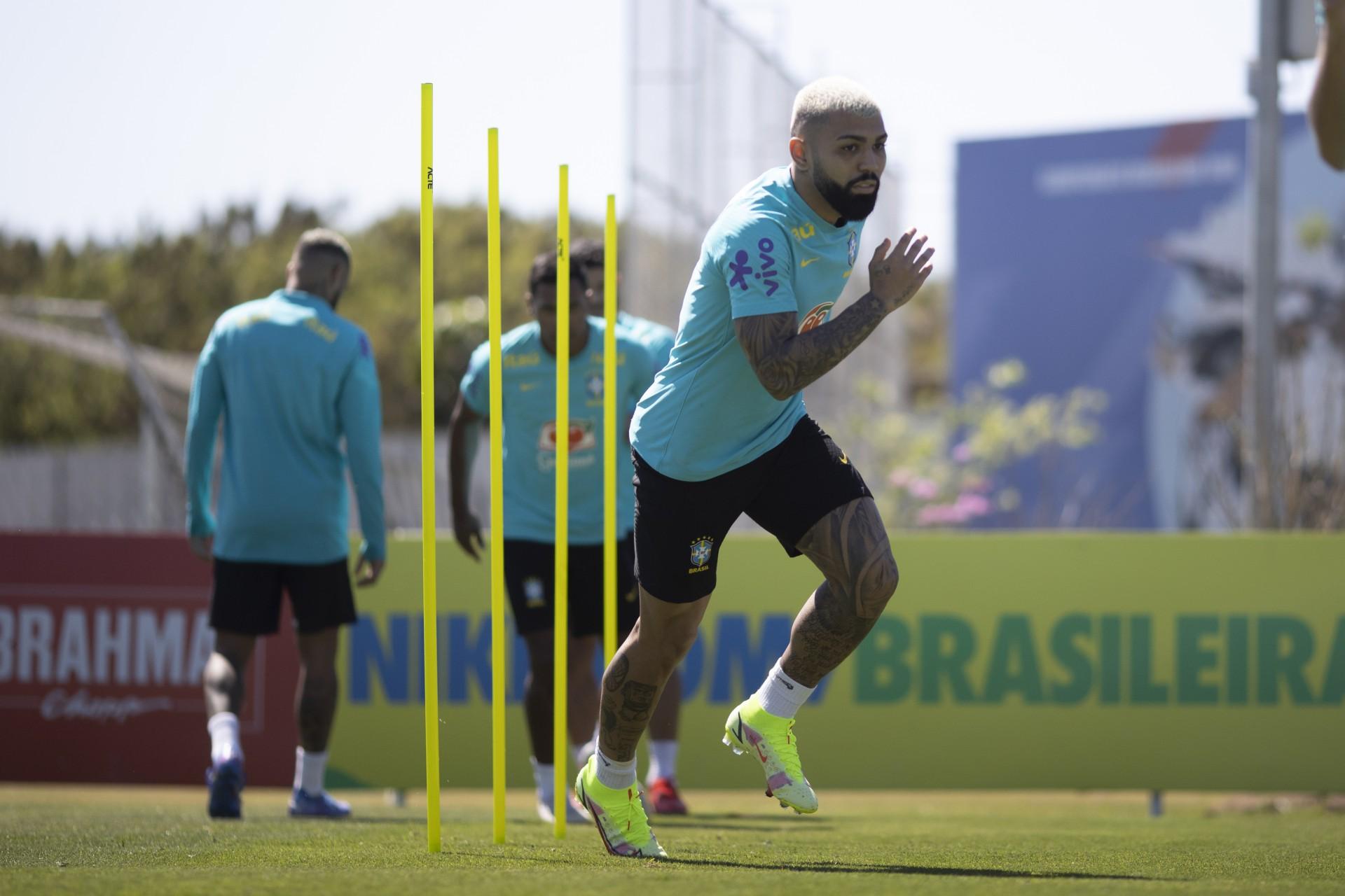 Gabigol descarta clima de revanche contra a Argentina e fala sobre pressão no Flamengo e Seleção