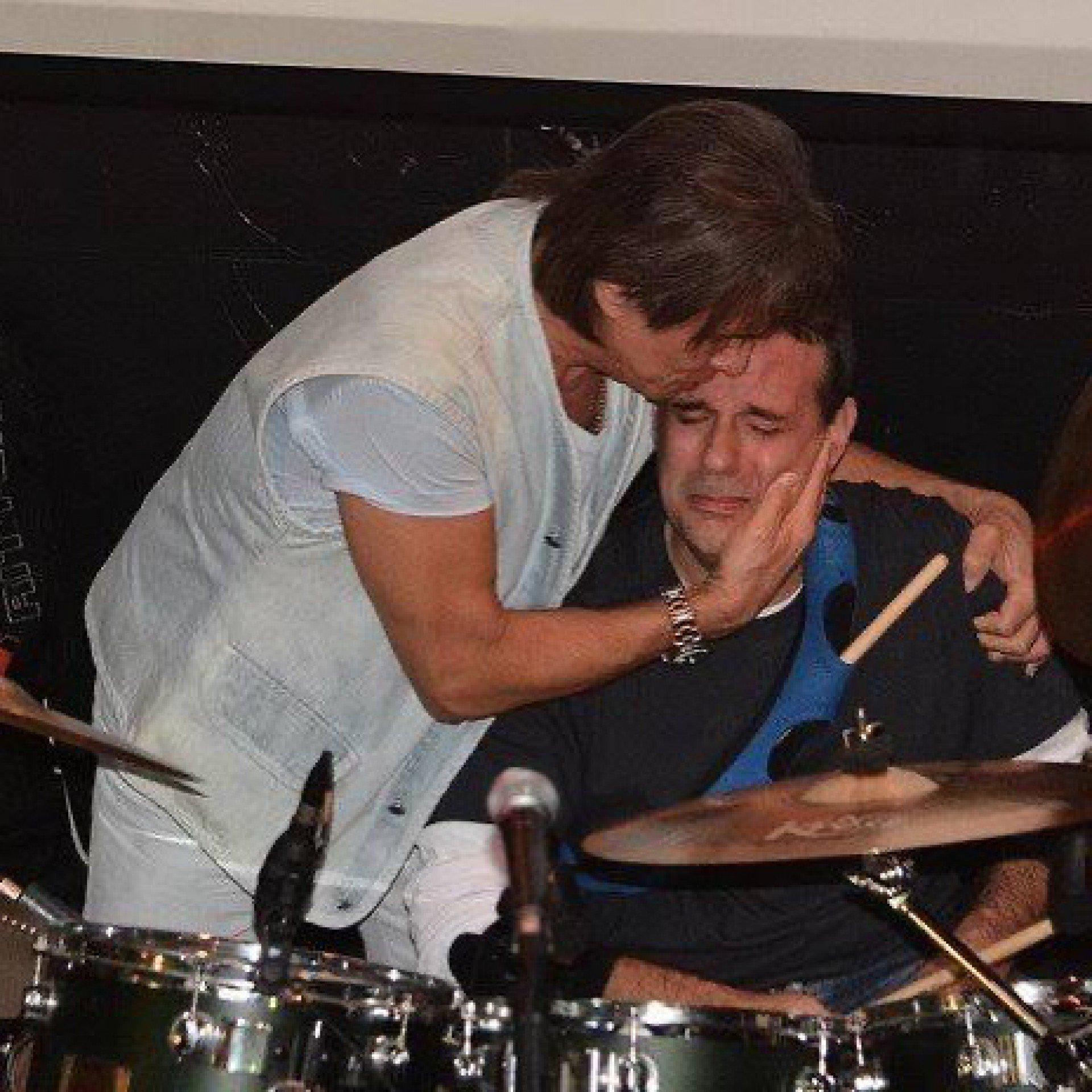 Roberto Carlos e Dudu Braga - Reprodução