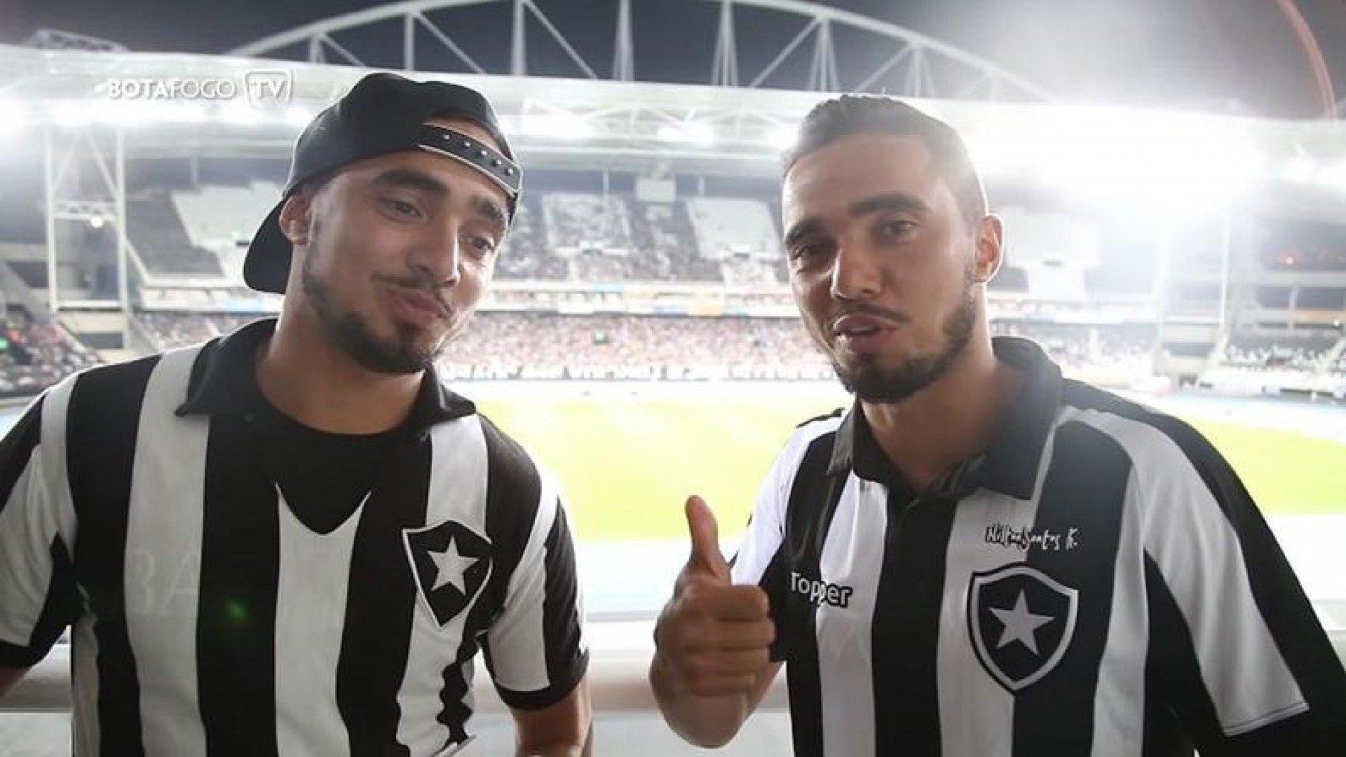 Irmão gêmeo de Rafael, Fábio deseja sorte no Botafogo e destaca: 'Espero realizar também esse sonho'