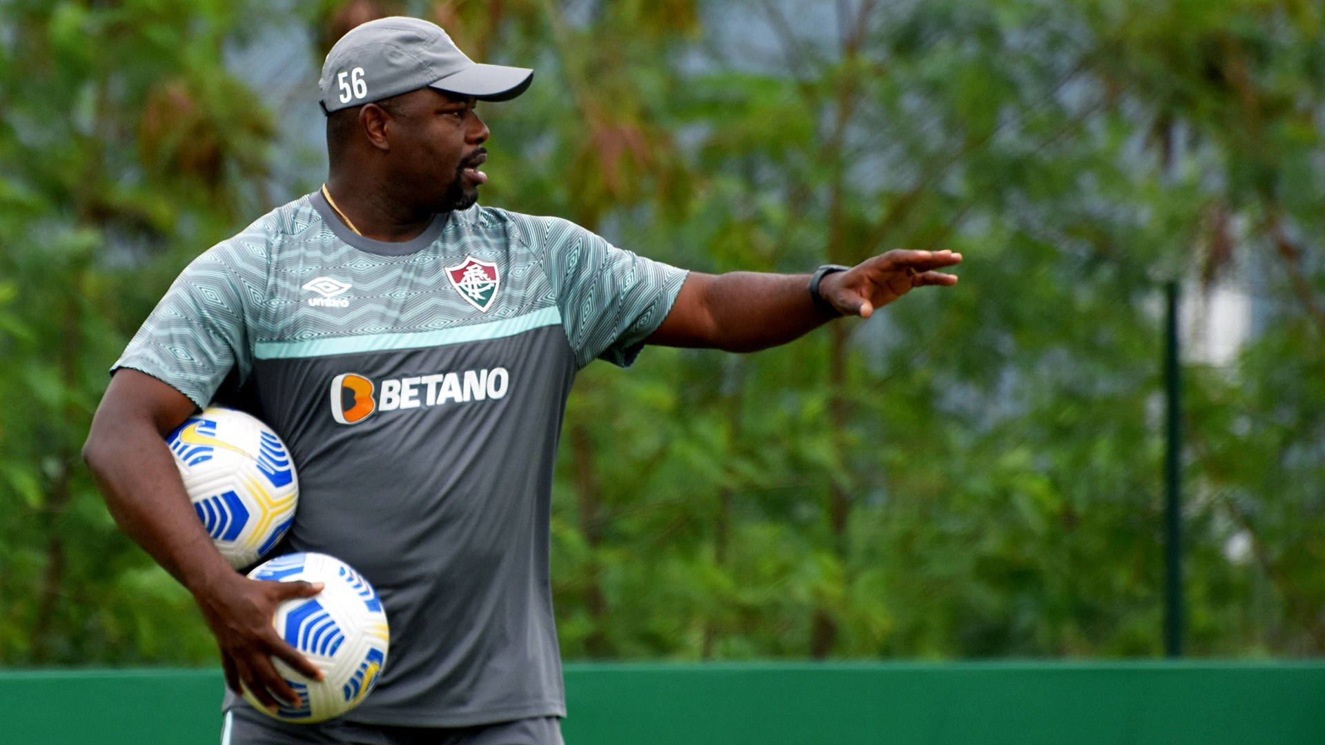 Com muitas mudanças, Fluminense está escalado para enfrentar o São Paulo