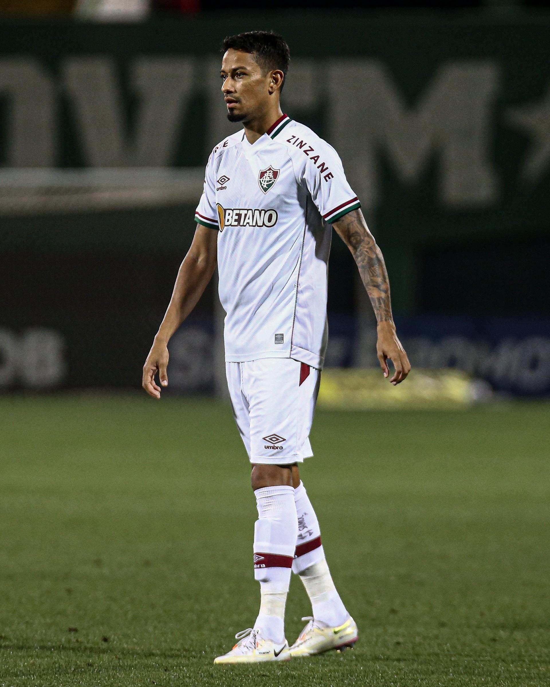Lucca tem lesão constatada e desfalcará o Fluminense