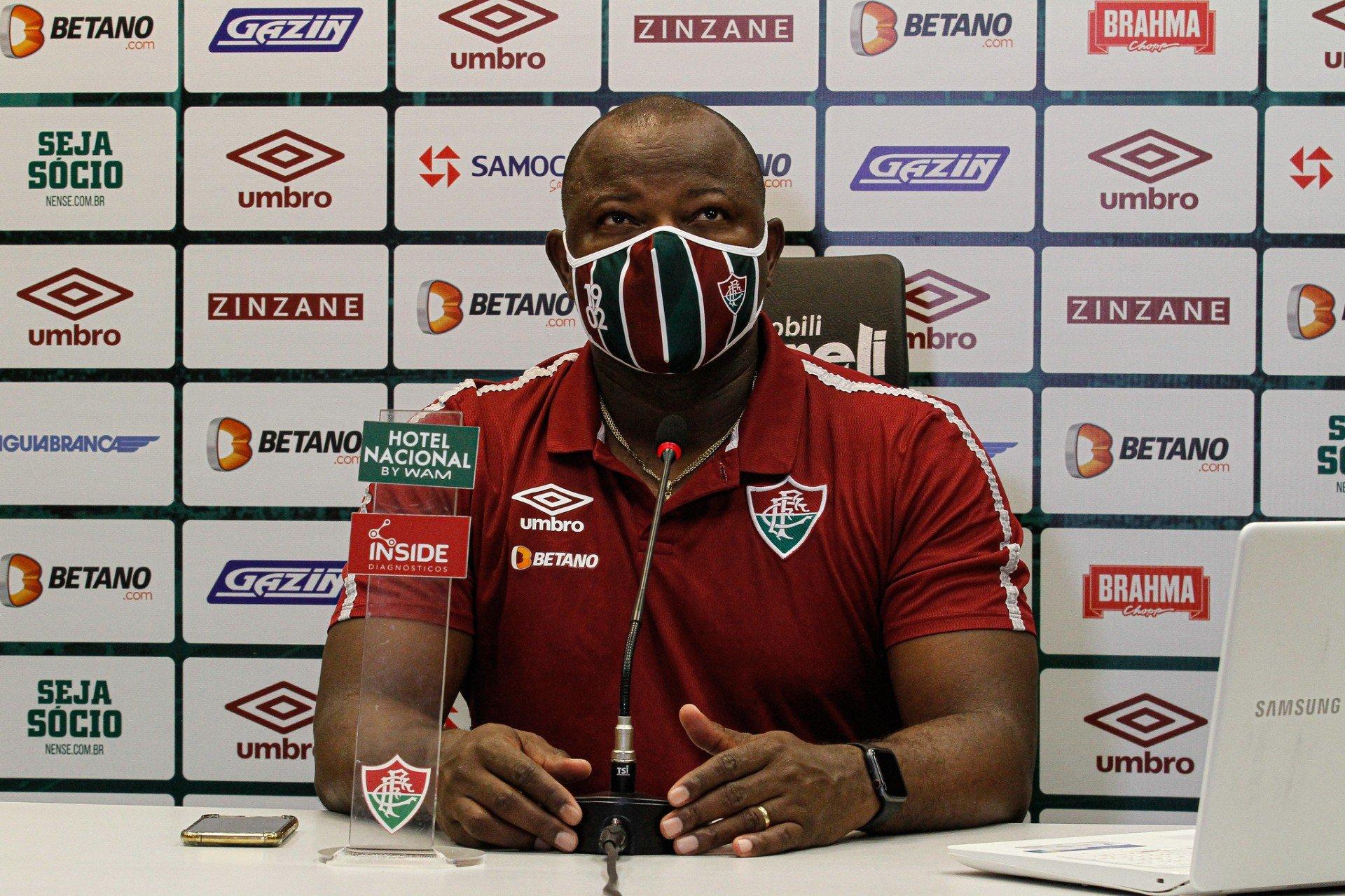 Marcão afirma que Atlético-MG é favorito na Copa do Brasil, mas destaca: 'Nosso time é corajoso'