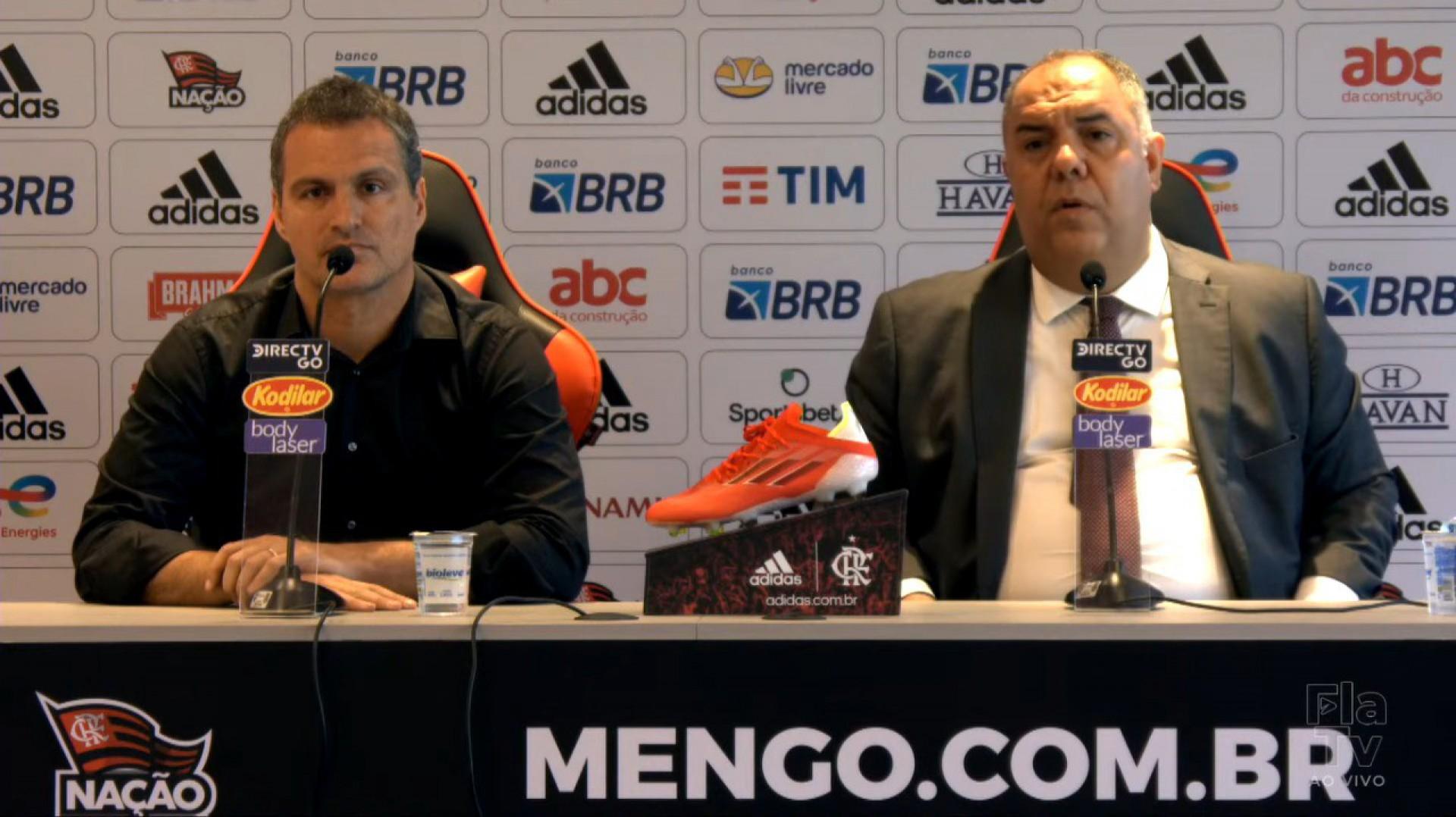 Marcos Braz desconversa sobre procura por Daniel Alves, mas destaca: 'Sempre atento'