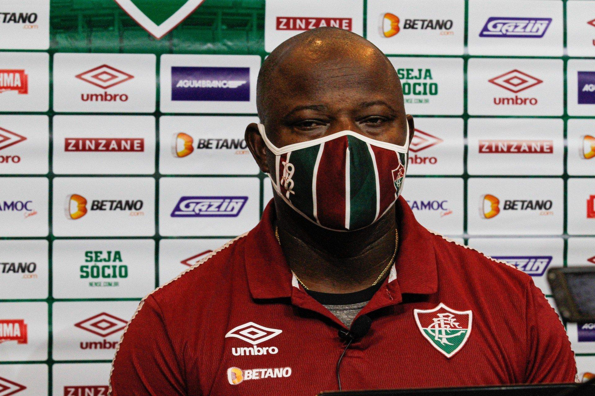 Fluminense confirma escalação para pegar o Cuiabá