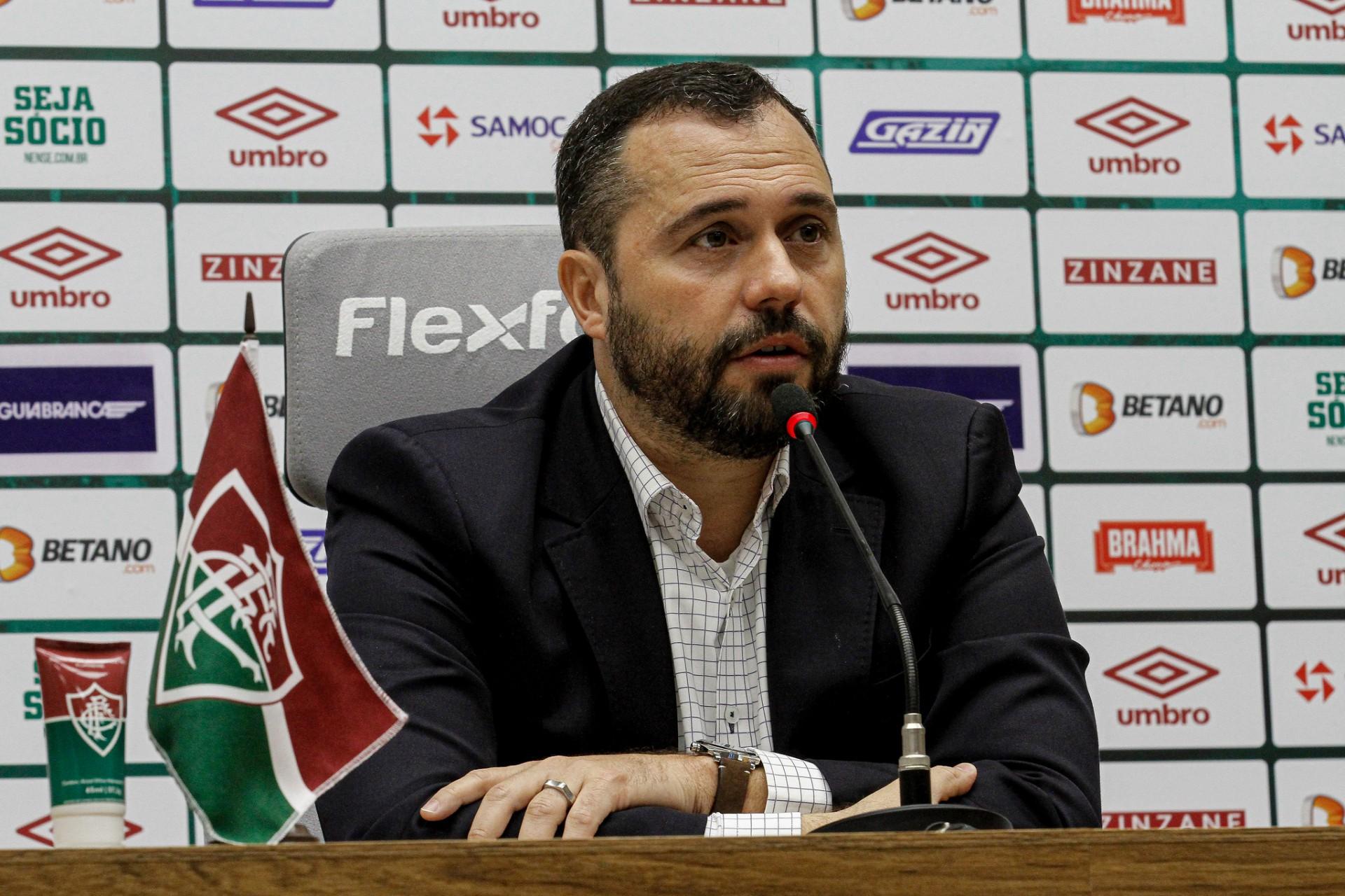 Empresário afirma que jogador deseja renovar contrato com o Fluminense