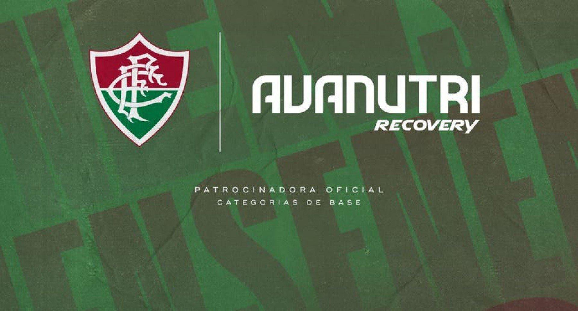 Fluminense anuncia novo patrocinador