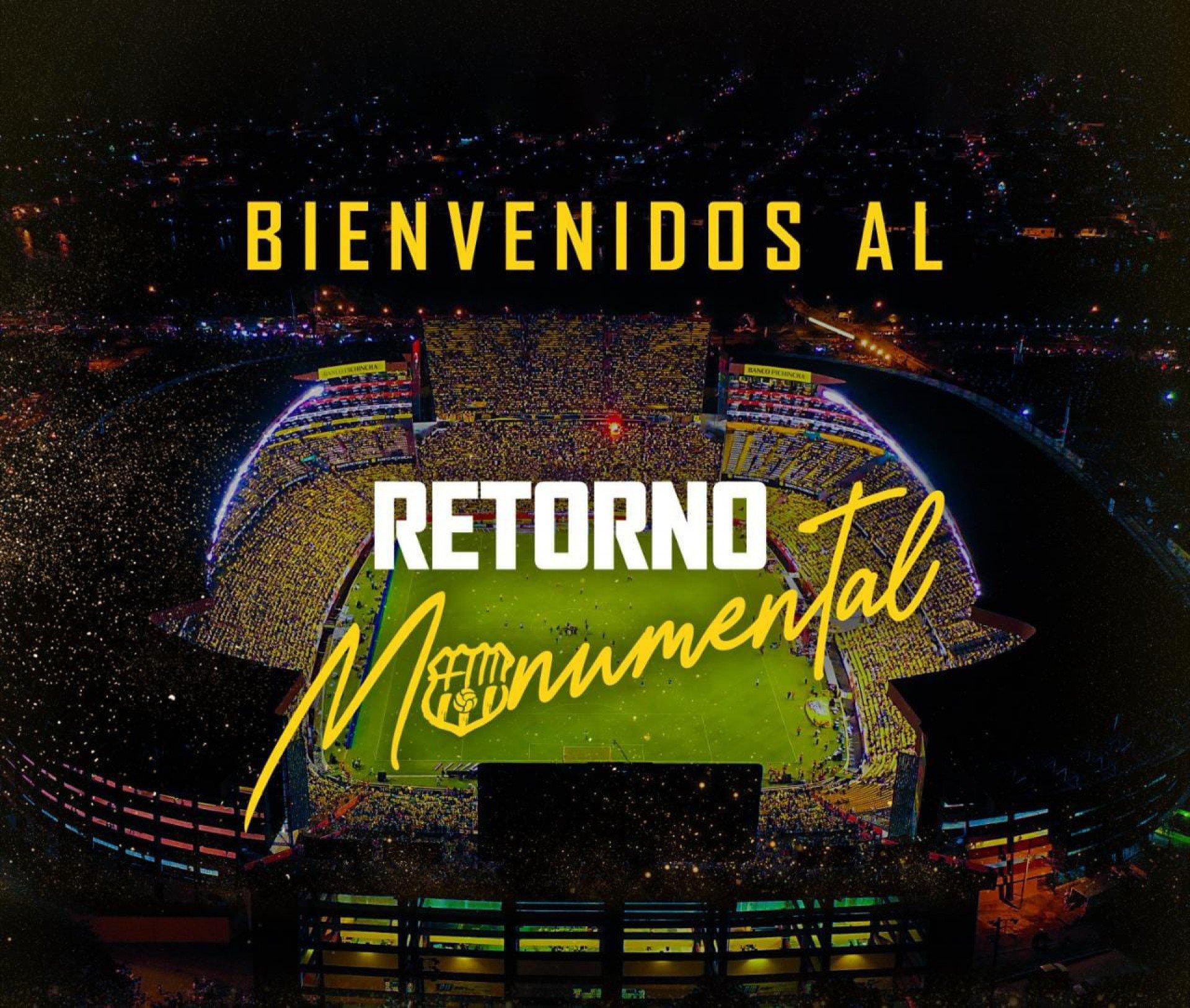 Comitê de Operações do Equador aprova, e Barcelona receberá público na partida de volta contra o Flamengo