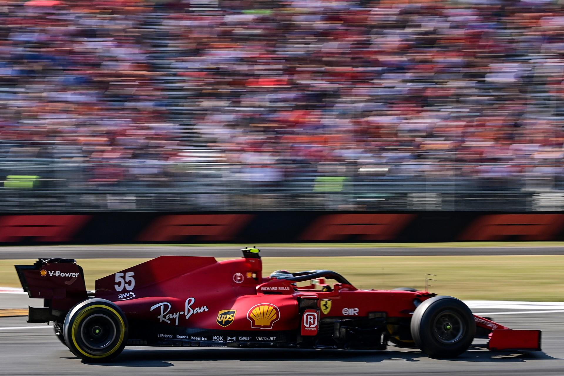 Piloto da Ferrari diz que não ficaria feliz 'sendo um Barrichello'