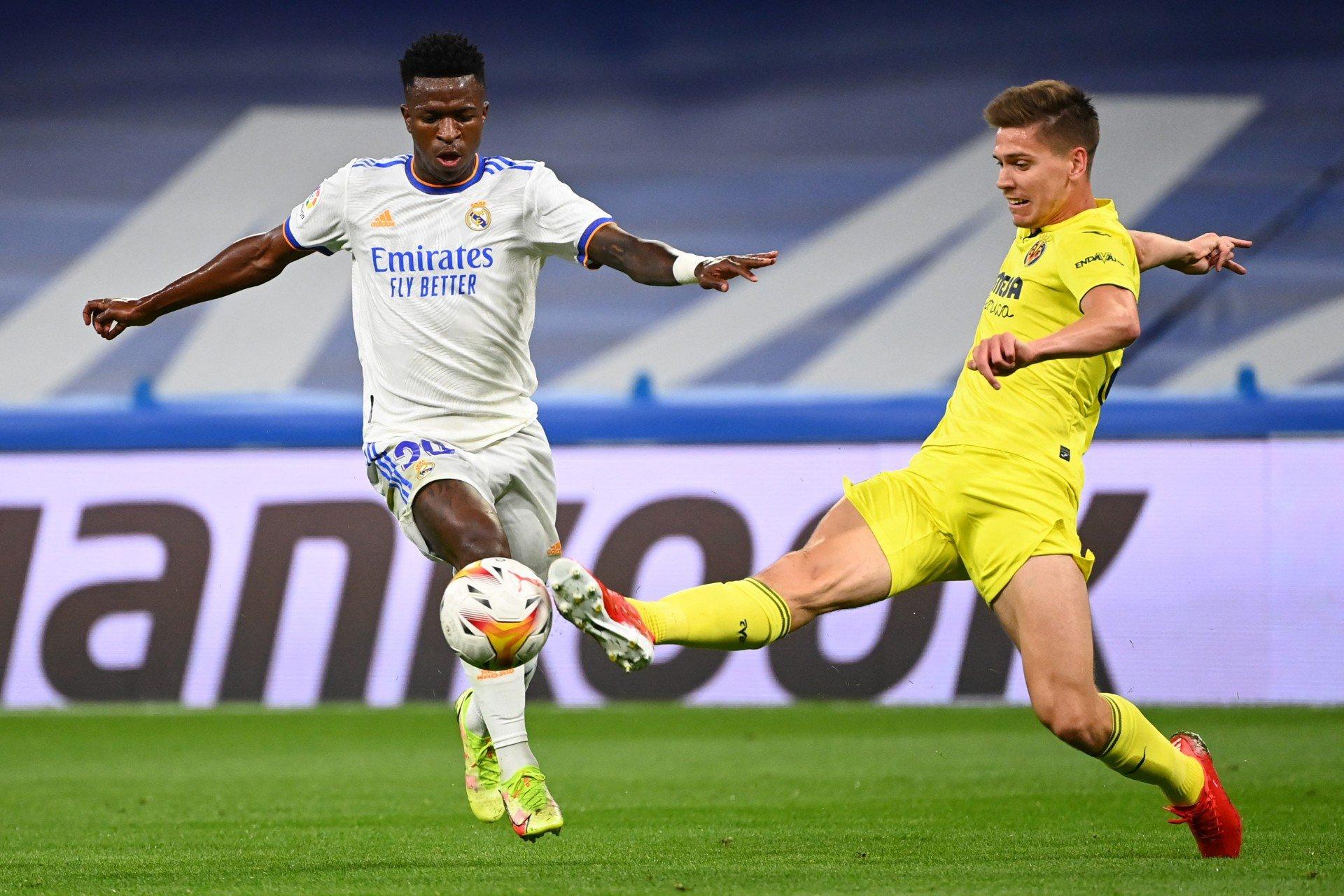 Real Madrid empata com o Villarreal e desperdiça chance de disparar no Espanhol