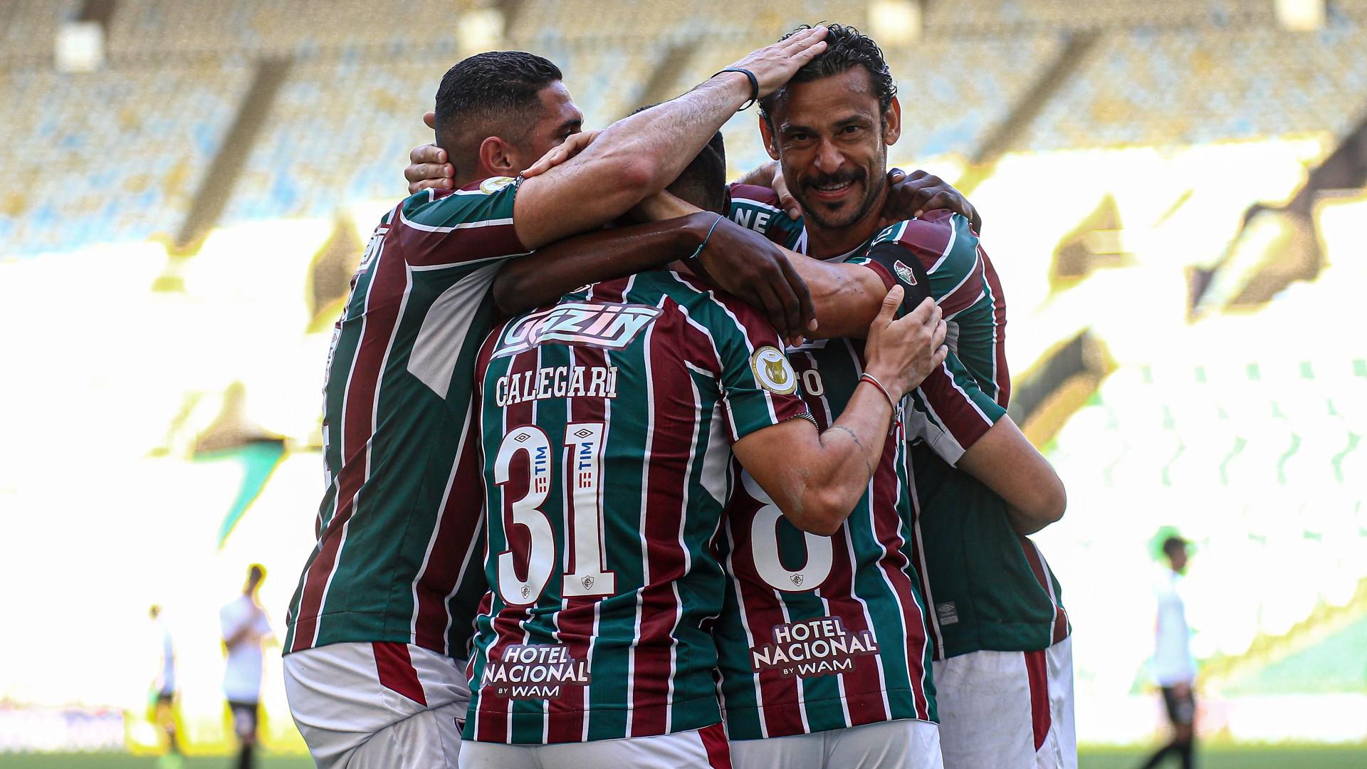Fred sai em defesa de volante do Fluminense após críticas de torcedores: 'O mais completo'